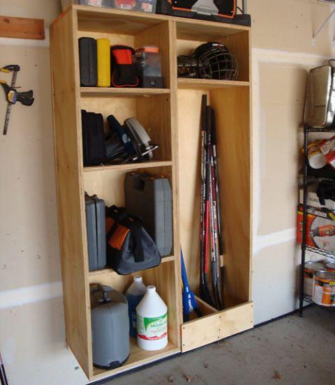 Garage Storage Solutions - Declutter Your Garage