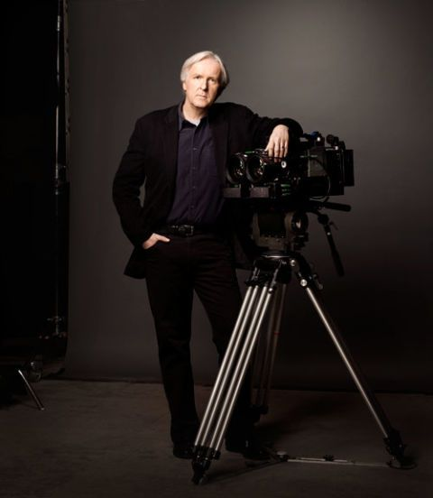 James Cameron now