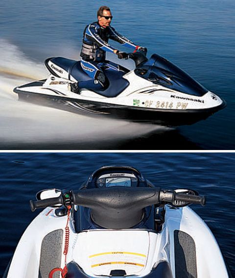 Comparison Test: 5 Of The Hottest Personal Watercraft