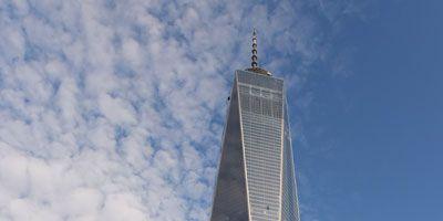 1. One World Trade Center