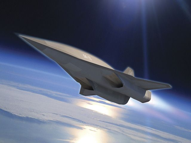 Lockheed Gets NASA Funding for the SR-72 Hypersonic Spy Drone