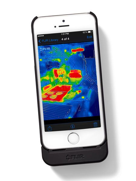 Why Your Smartphone Needs an Infrared Sensor