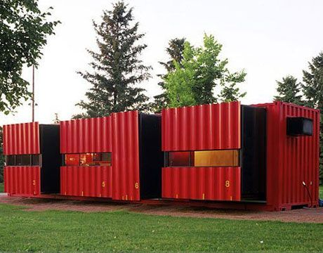 Lot Ek Mdu Container House
