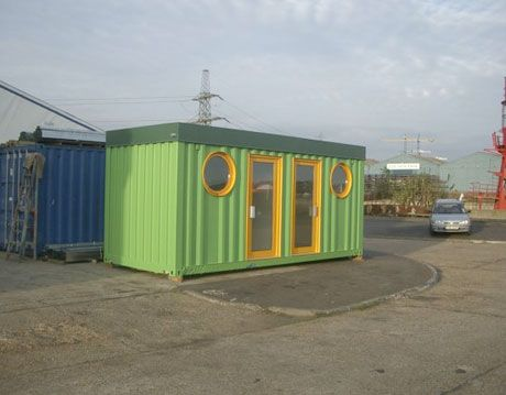 45 Shipping Container Homes & Offices - Cargo Container Houses