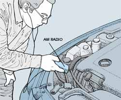 Curing Radio Noise