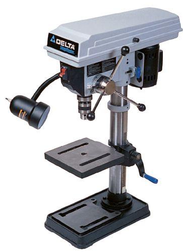 Pm Comparison Test 5 Drill Presses