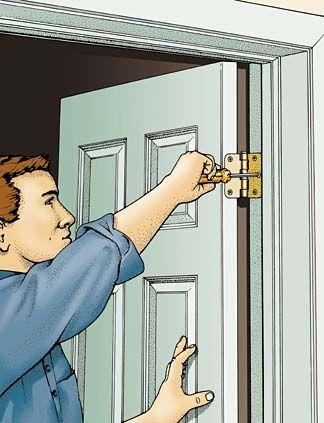Advertisement ... & Fixing Problem Doors