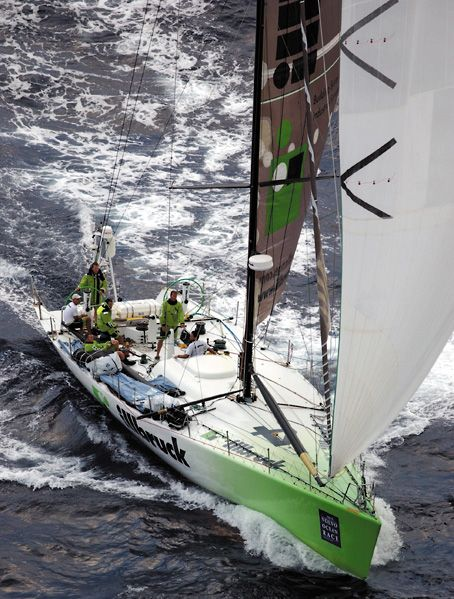 The Fastest Monohull Sailboat In The World