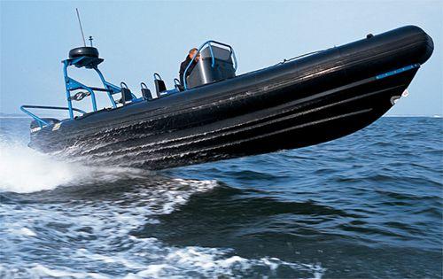 Zodiac CZ7 SEAL Boat