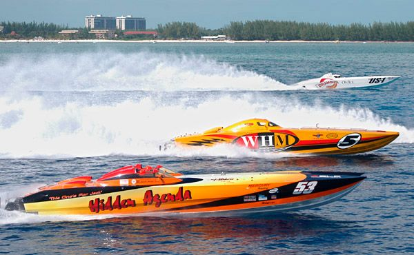 Offshore Powerboat Racing Grows Up