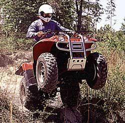 Yamaha Big Bear 400 4WD ATV