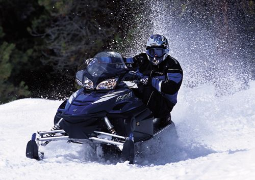 The Newest 4-Stroke Snowmobiles Are Quieter, Cleaner And Fast