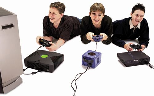 gamecube vs xbox