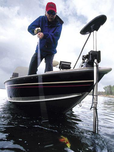 2005 4-Stroke Trailer Boats