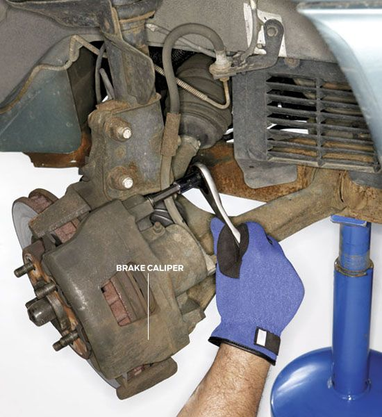 Ball Joint Replacement - Assemby of Lower Ball Joint