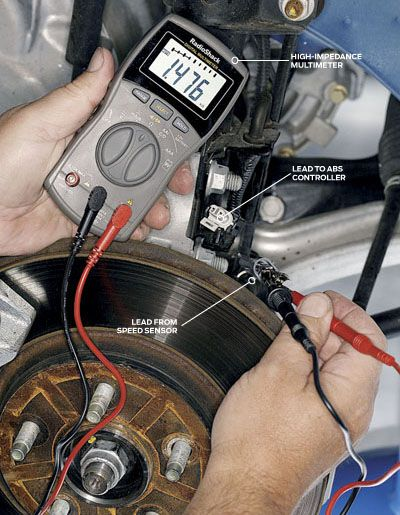 anti lock brakes abs brakes troubleshooting how to troubleshootabs has become pretty much standard equipment on most vehicles sensors tell a computer when a wheel stops rotating, which indicates\u2014at least when the