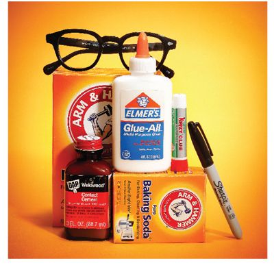 Mythbusters: Glue for Fun and Profit