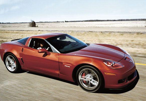 Road Trip! L A  To NYC in a $68,700 Corvette Z06