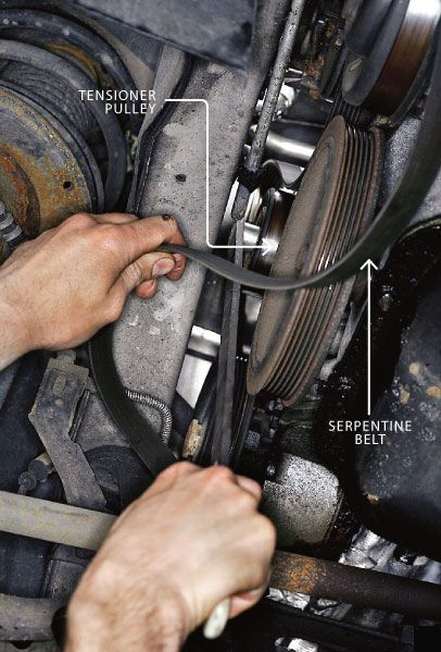 Power Steering Pump Replacement - How to Replace Power Steering Pump