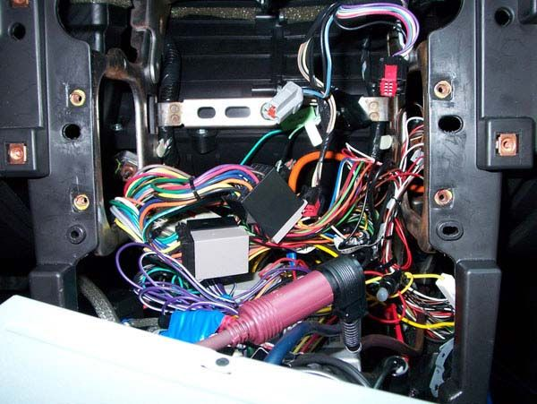 learn how to install a car radio motorcycle audio wiring don't let the mess of wires scare you