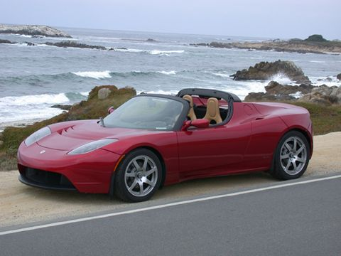Fully Charged The Tesla Roadster Is As Fun To Drive It Look At