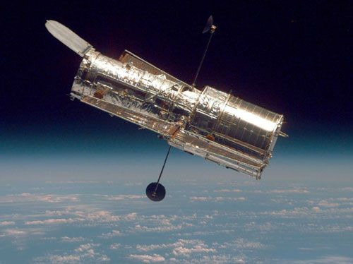New Life for Hubble: NASA Announces Repair Mission