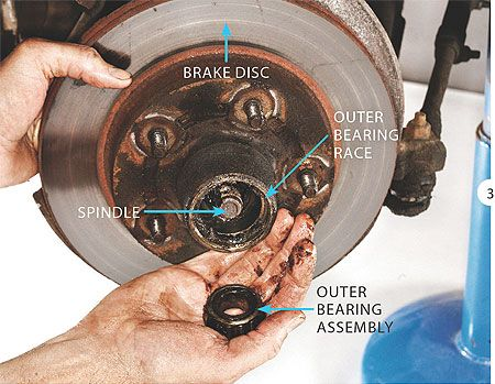 Servicing Tapered Wheel Bearings