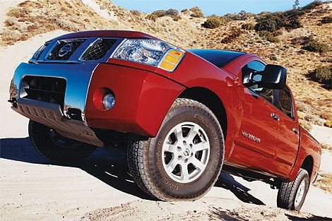 Top 5 New Pickup Trucks: Comparison Test