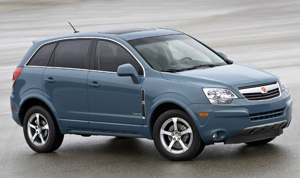 2008 Saturn Vue Greenline Hybrid Suv New Cars From The Chicago Auto Show