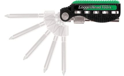 LoggerHead Bit Dr : A Brilliant Sequel to the Screwdriver