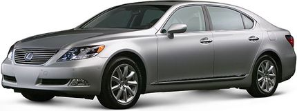 2008 lexus 600hl review