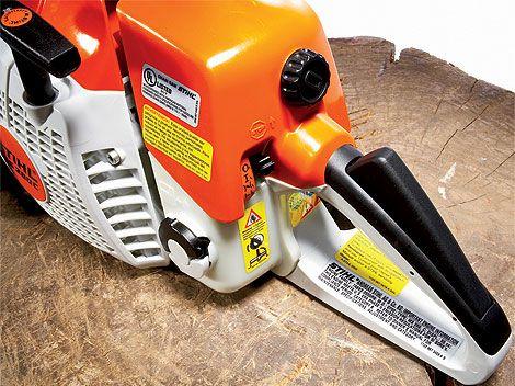 Ganz und zu Extrem Stihl MS 280 C-BQ Chain Saw: Quick Thinker #MY_87