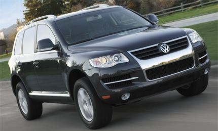 2008 Volkswagen Touareg 2 Test Drive Hyper Capable Off Road But Is It Really Next Gen
