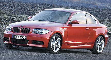 2008 BMW 1 Series Coupe Coming To America In Spring With Hard Top Convertible Follow Live From Frankfurt Motor Show