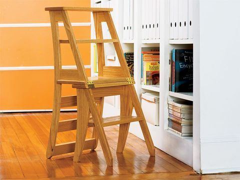 Admirable How To Build A Step Stool Simple Diy Woodworking Project Machost Co Dining Chair Design Ideas Machostcouk