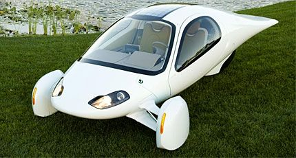 300 Mpg Electric Aptera Typ 1 Ready For 2008 Production Not Jetsons Remake First Look