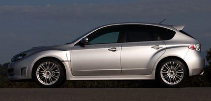 2008 Subaru Wrx Sti Review Subaru Wrx Sti 0 60 Time