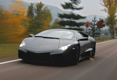 2008 Lamborghini Reventn Video Test Drive