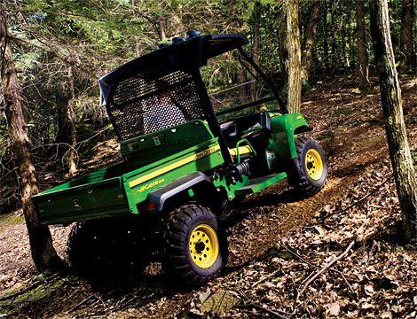 5 Rugged Utility Vehicles Comparison Test - John Deere