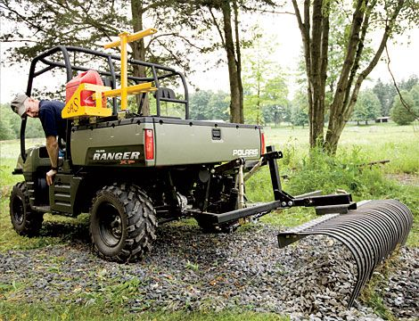 5 Rugged Utility Vehicles Comparison Test - John Deere - Kawasaki
