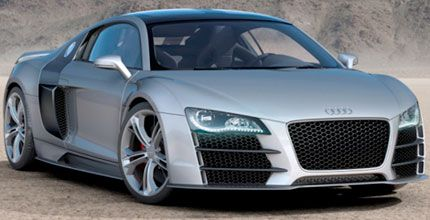 Audi R8 V12 Tdi Concepts Beastly 735 Lb Ft Of Diesel Torque Tries