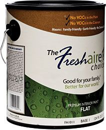 Freshaire Choice Interior Flat Paint