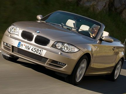 2008 BMW 135i Convertible Test Drive: Top-Down Fun With 300-hp Power
