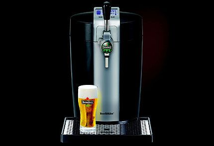 Krups BeerTender Brings Home The Party With Kitchen Kegerator (With Video)