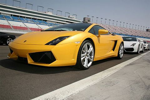2009 Lamborghini Gallardo Lp560 4 Test Drive Part Murcielago Part