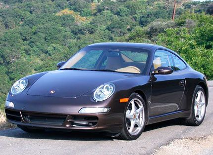 2008 Porsche 911 Carrera Test Drive Is The Iconic Sports