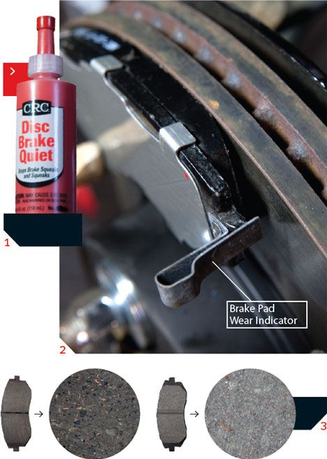 New Brakes Squeaking >> How to Fix Squeaky Brakes the Right Way