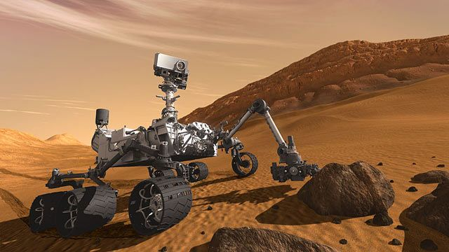 3 Things We Learned from Curiosity's First Year