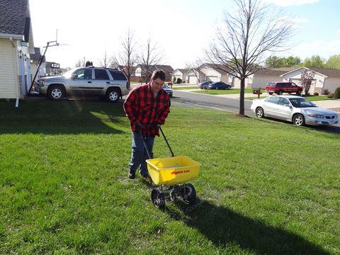 When To Fertilize Lawn Gr Fertilizer Tips