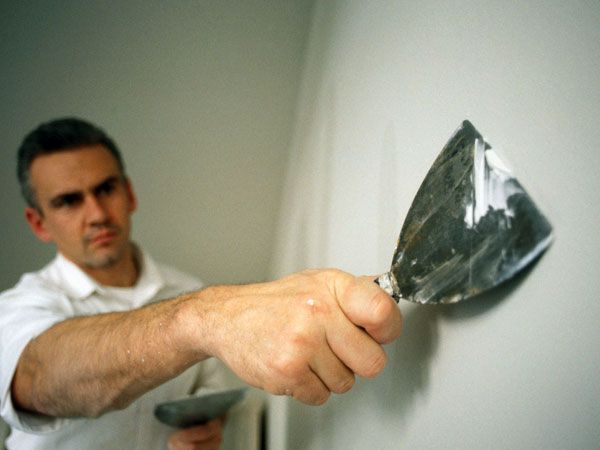 How to paint a room like a pro in 6 easy steps interior - How to prepare walls for painting in a few easy steps ...